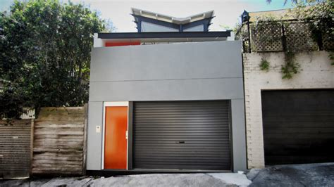 contemporary garage michelle walker architects pty ltd contemporary garage