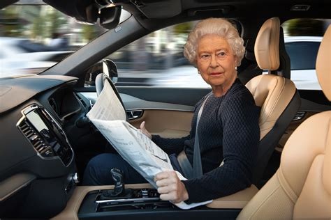 queen  autonomous cars    motoring research