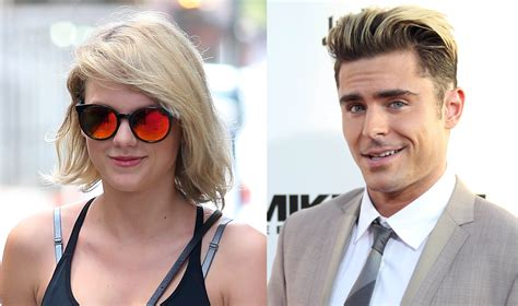 zac efron and taylor swift taylor swift ready to fake date zac efron the blemish