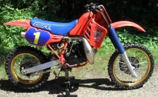 1986 Honda Cr250 1986 Honda Cr250 Cr 250 Restoration