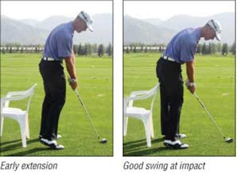 extension in the golf swing arizona golfer news