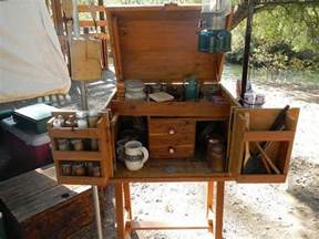 Camp Kitchen Designs by Build A Portable Camp Kitchen For Your Next Picnic Or