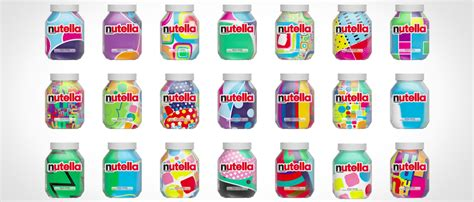 The Funky, Unique Nutella Jars That Took Over Italy