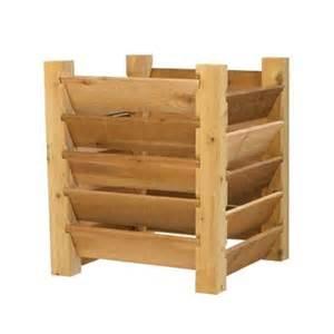 cedar home depot 24 in cedar compost bin 153183 the home depot