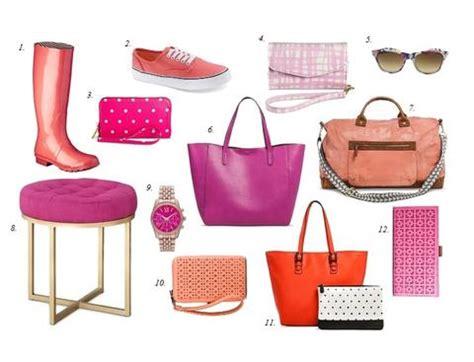 mindy mae's market: pink, coral, and orange