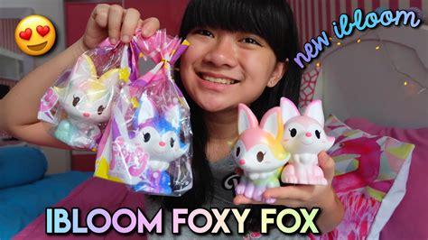 Squishy Ibloom Foxy Foox ibloom foxy fox new ibloom squishy review brenda
