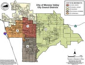where is moreno valley california map city council redistricting 2014