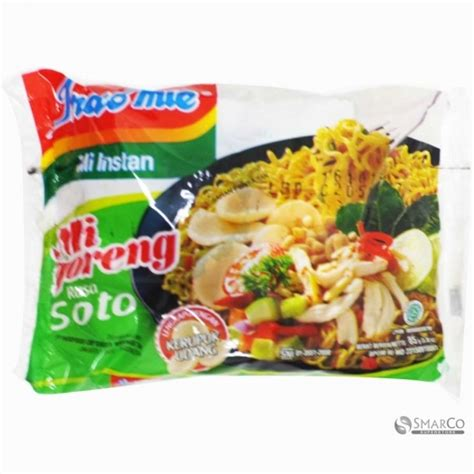 Indomie Rasa Soto detil produk indomie goreng rasa soto 85 gr 1014120020190