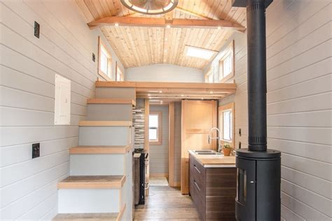home amenities tiny house goes off grid with big amenities curbed