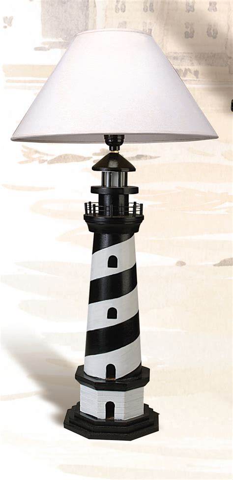 Lighthouse L Shade by Robin S Dockside Shop Lighthouses