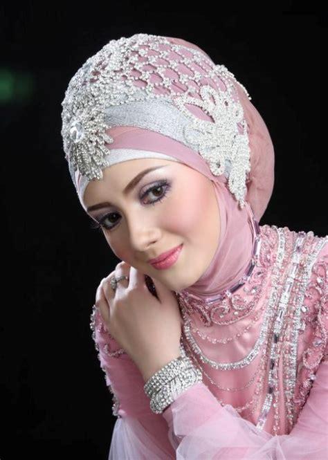Foto Jilbab Modern Foto Jilbab Pengantin Modern Info Fashion Terbaru 2018