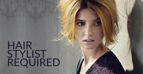 Hair Stylist by Time Stylist Fringe Benefits Salon In Gloucester