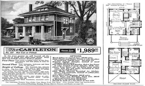an american foursquare story brass light gallery s blog craftsman foursquare house plans