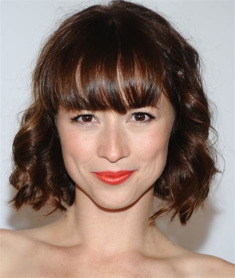 rounded hairstyles top 34 best short hairstyles with bangs for round faces