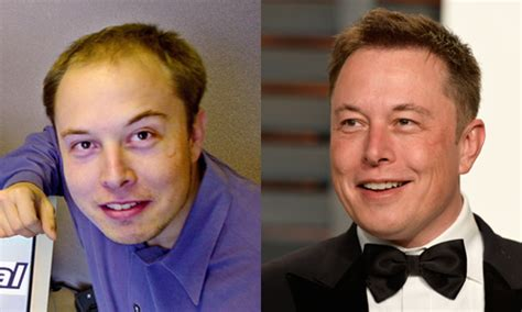 elon musk now and then jeff bezos the latest tech billionaire to flex his muscles