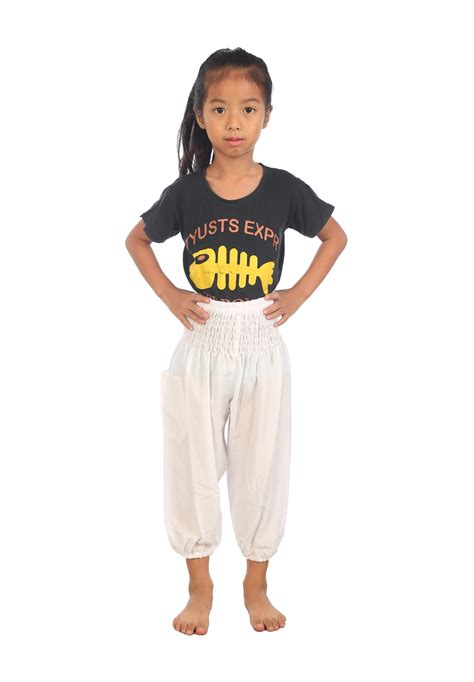 childrens harem trousers hippie clothes baby