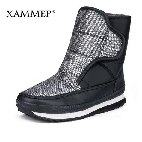 Terbatas Hengsong Chic Womens Snow Boots Winter Warm Flat Casual Shoes נעלי שלג פשוט לקנות באלי אקספרס בעברית זיפי