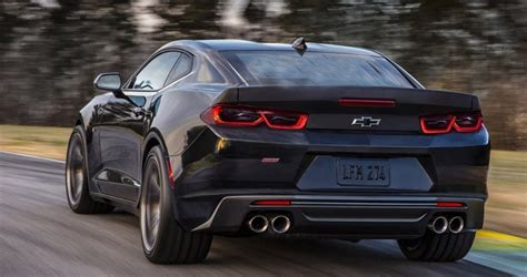 2020 Chevrolet Camaro Ss by 2020 Chevrolet Camaro Ss Review For Sale Release Date