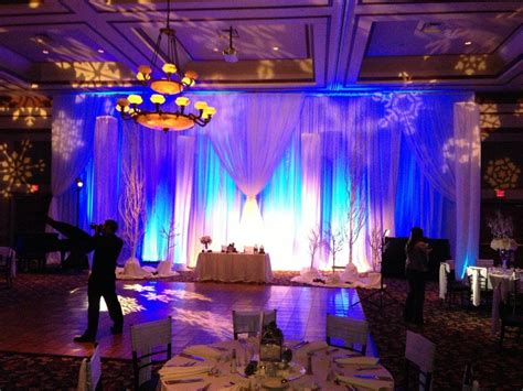 dallas lighting drape
