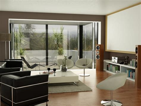 black and brown living rooms black brown white living room projector screen interior design ideas