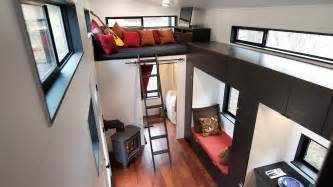 Cheap Two Bedroom Houses For Rent Modern Tiny House On Wheels Slideshow Short Tour Youtube