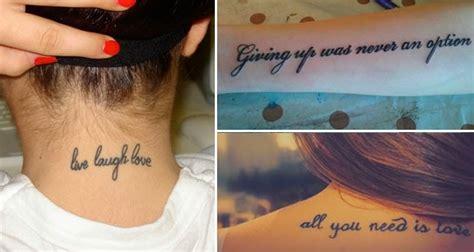 frases significativas cortas nialler tatuajes