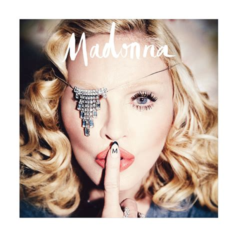 Official Merch Madonna by Madonna Official 2016 Calendar Shop The Musictoday