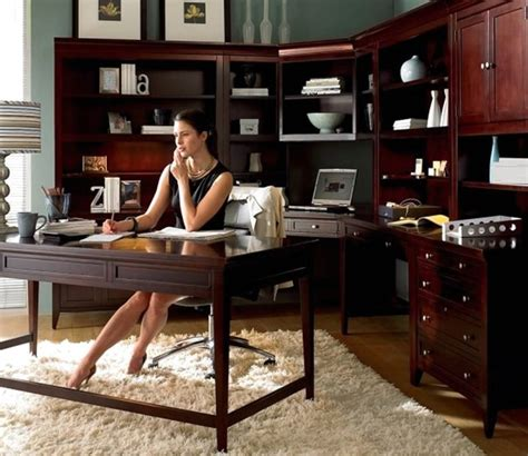 upscale home office furniture luxury home office furniture my home style