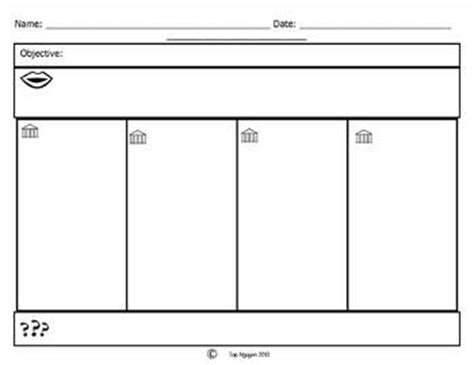 depth and complexity frame template 17 best images about 5th grade on back 2