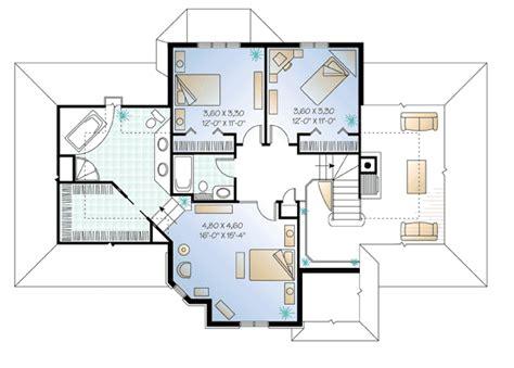 cozy home plans european house plan boasts cozy floor plan 21015dr