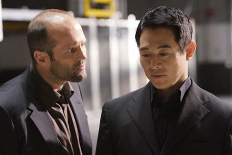 film jason statham dan jet lee jason statham e jet li in una scena di rogue il