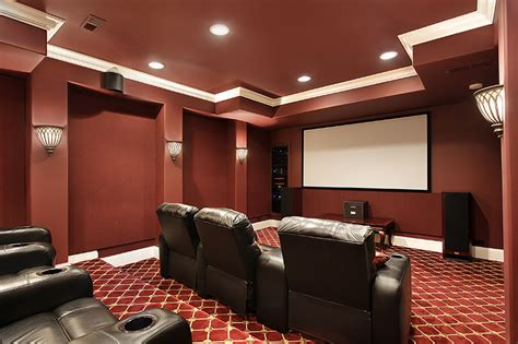 garage home theater ideas youll love danleys