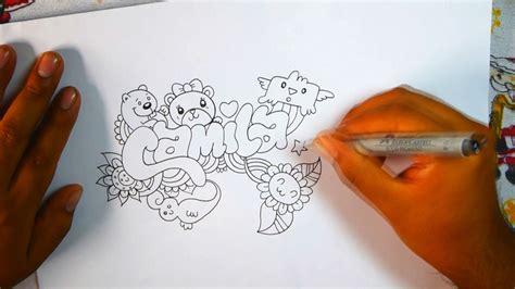 doodle camila wellintencion