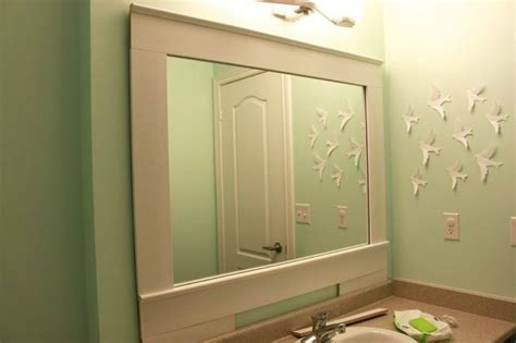bathroom mirror removal 10 stunning ways to transform your bathroom mirror without