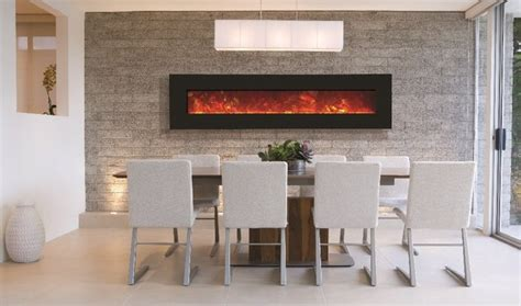 electric built in fireplaces amantii wall mount or built in electric fireplace 76