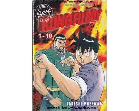 Komik Kungfu Boy New Kungfu Boy Kungfu Boy Legends gratis 20 edisi komik kung fu boy new