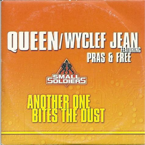 bit another another one bites the dust by wyclef jean cds with revival ref 117665351