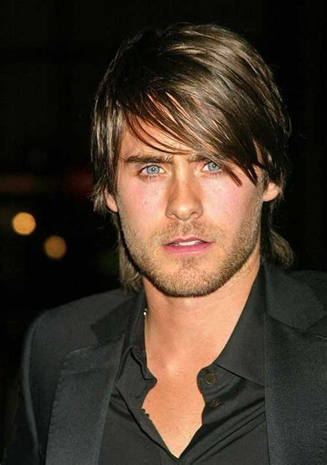 hairstyles for long thin hair guys 15 cute guys with long hair mens hairstyles 2018