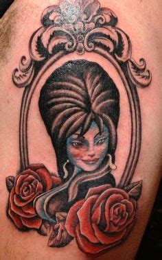monster high tattoos 1000 images about elvira tattoos on tags