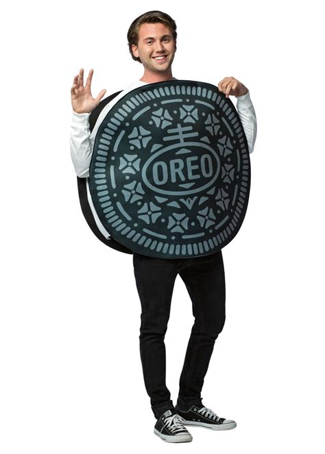 oreo cookie costume food costumes