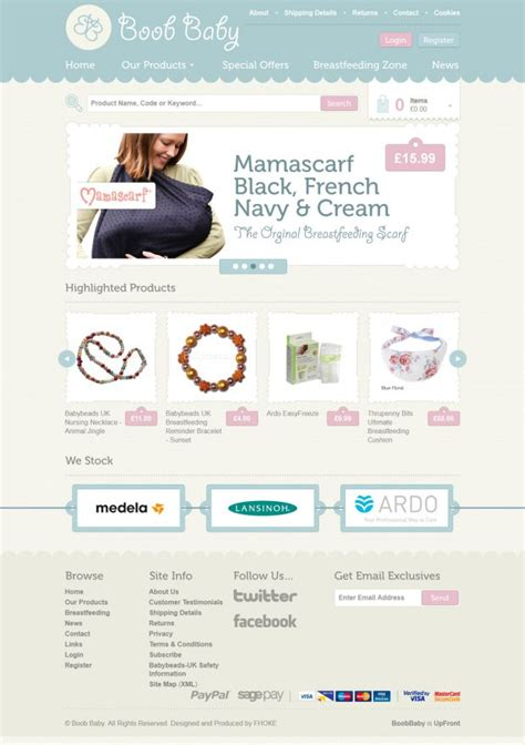 product design inspiration sites boob baby breastfeeding equipment products and advice