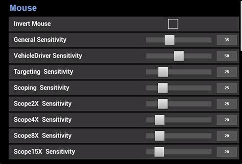 post  mouse dpi   game sensitivity settings