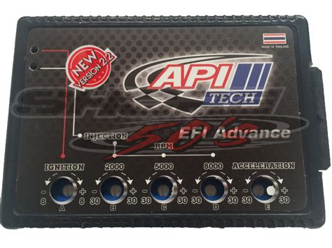 Tuner Suits api tech efi advanced ignition and injection tuner to suit