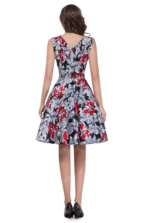 dress patterns for women over 50 country desigual 50s women summer dress sleeveless vintage