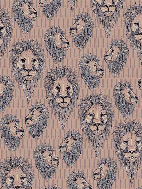 lion pattern tumblr lions iphone wallpaper backgrounds pinterest