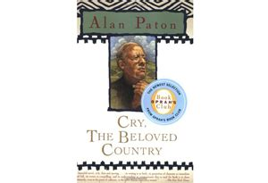 cries from the static books cry the beloved country by alan paton