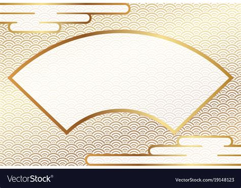 japanese new year cards template japanese new years greeting card template vector image