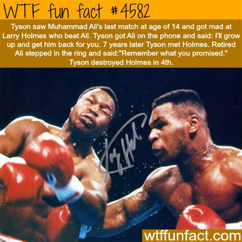 muhammad ali biography facts mike tyson and muhammad ali wtf fun facts