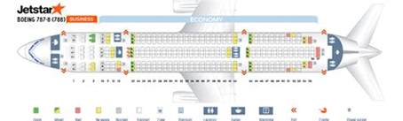Boeing 787 Floor Plan by Seat Map Boeing 787 8 Dreamliner Jetstar Best Seats In