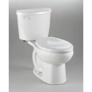 lowes bathroom toilets american standard 3469500 020 white 1 6 gpf elongated 2